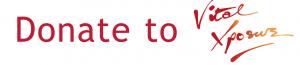 Donate to Vital Xposure button.